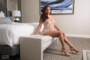 Raluca facesitting happy ending massage in Bismarck